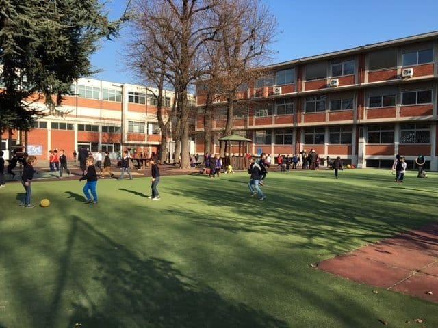 Sir James Henderson School