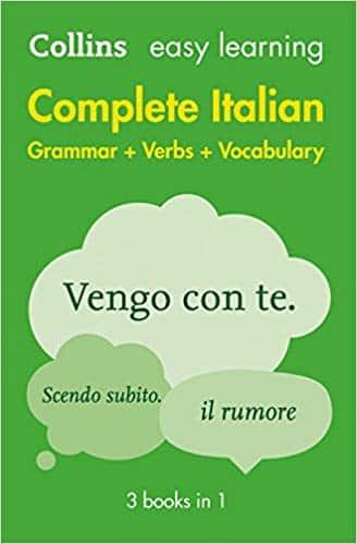 learn italian textbook