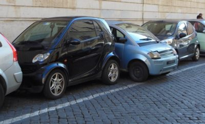 Guide to Parking in Rome