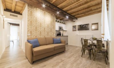 Stylish 2-Bedroom in Piazza Mattei
