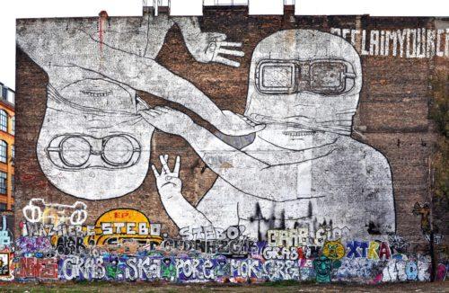 Graffiti, Kreuzberg, Berlin | © Boris Mayer | Pixabay