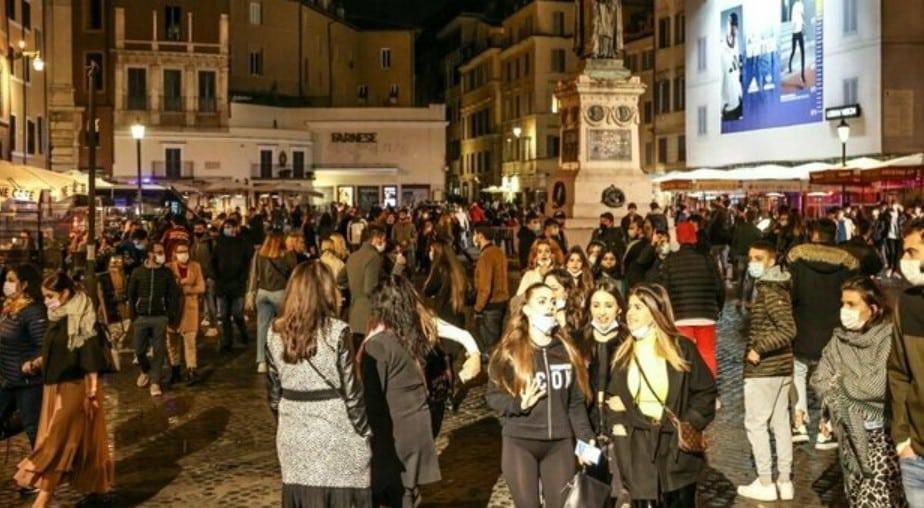 Trastevere night markets
