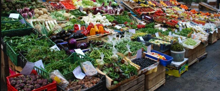fruit n vege market