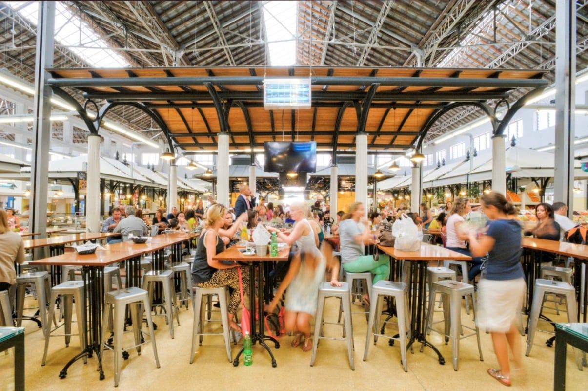 © Mercado de Campo de Ourique   Wikimedia