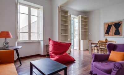 Bright and simply elegant apartment near villa Borghese