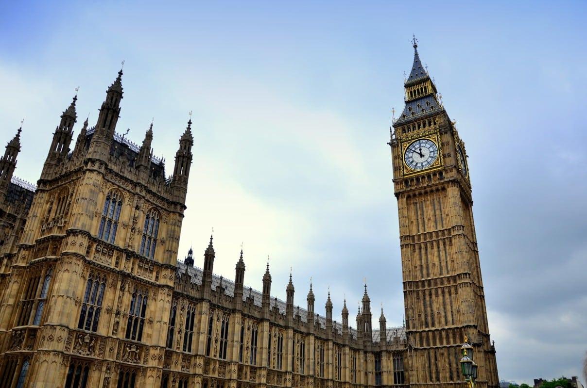 """""""Big Ben London Parliament"""""""